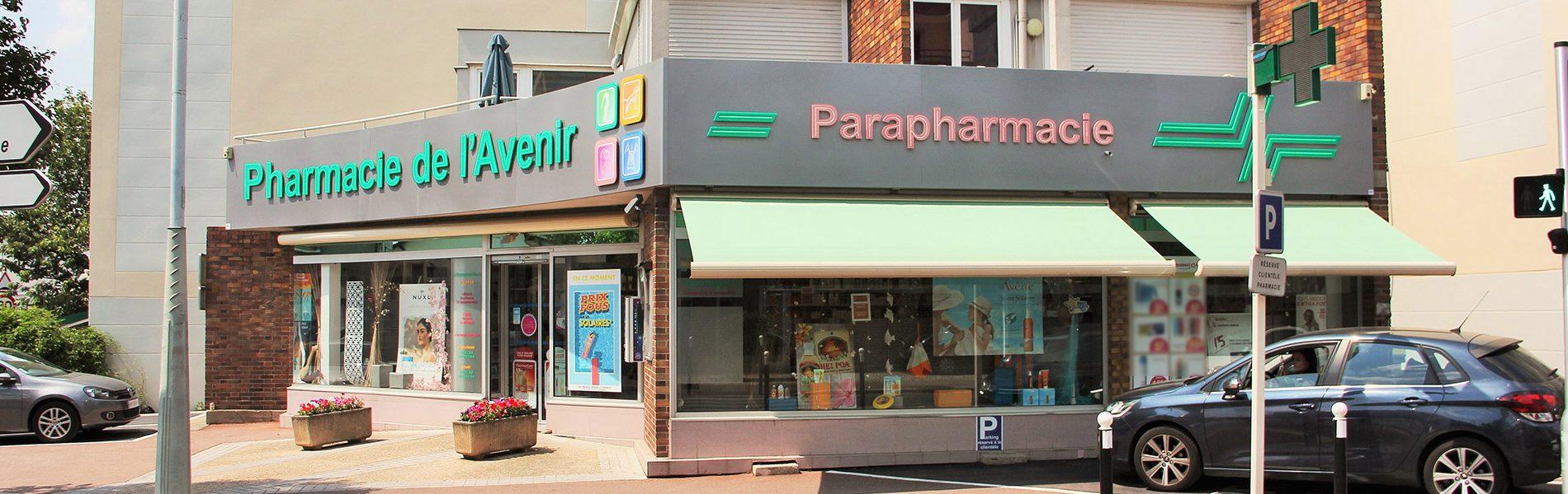 Pharmacie DE L'AVENIR - Image Homepage 1