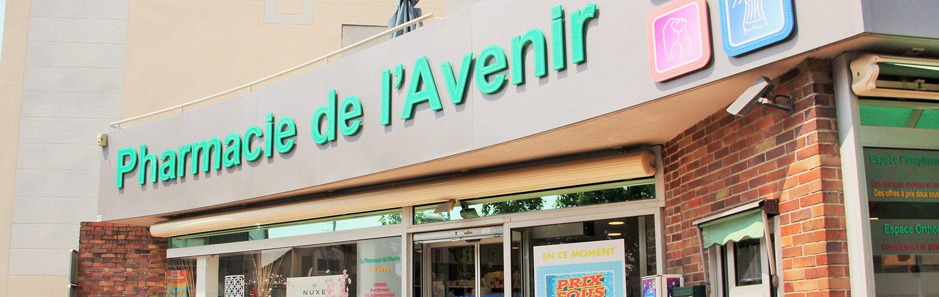 Pharmacie DE L'AVENIR - Image Homepage 2